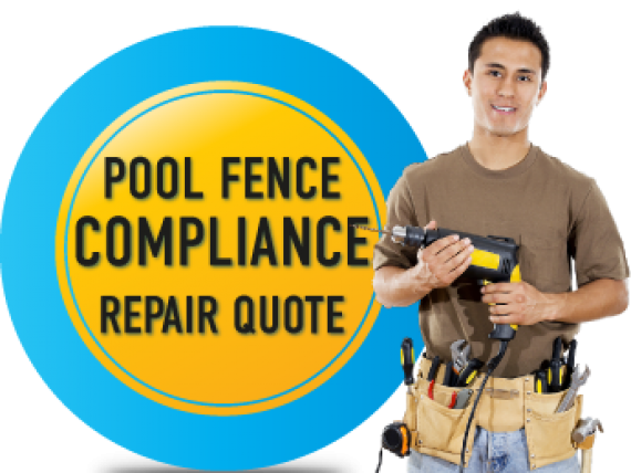 Pool Fence Repairs