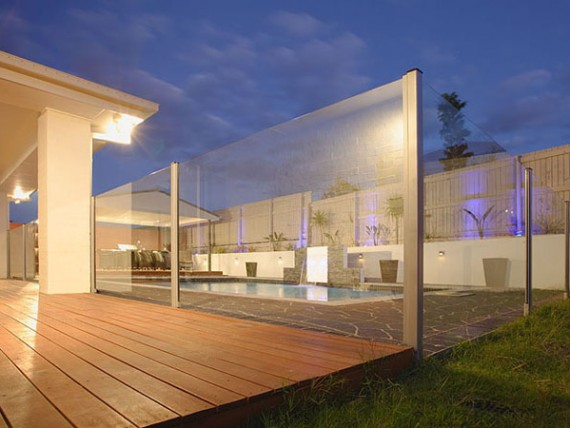 Glass Pool Fence pool fencing solutions | brisbane pool fence repairs and